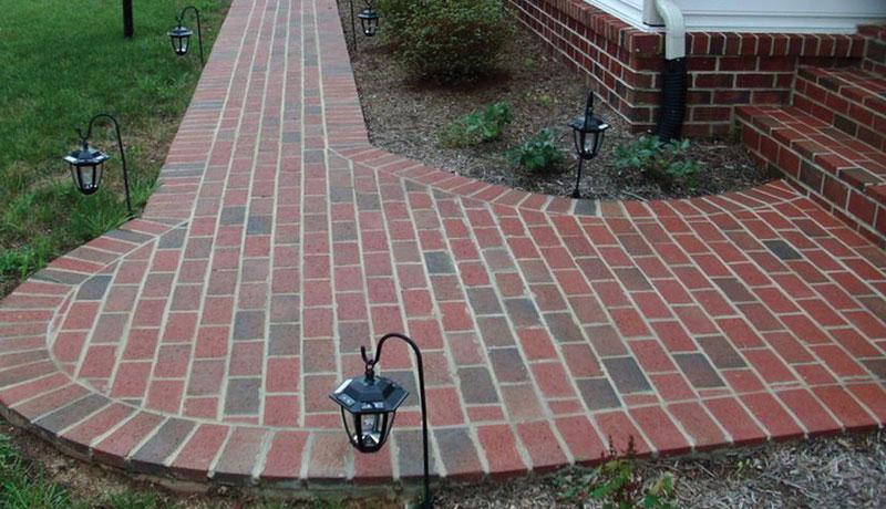 & Patio Brick 4x8 2.25in - Keystone Hardscapes